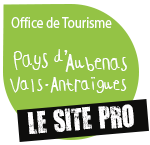 Office de Tourisme – site pro Logo